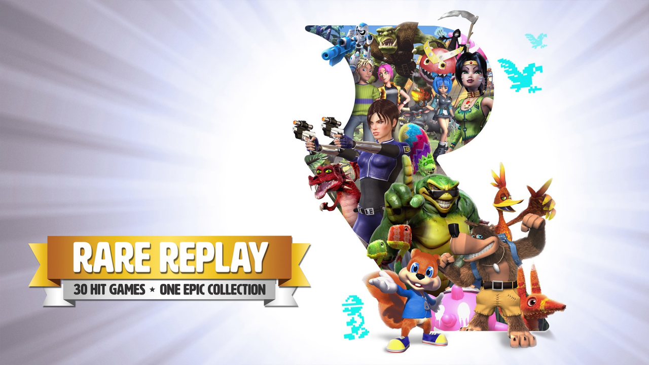 Redif' Live - Rare Replay sur Xbox One