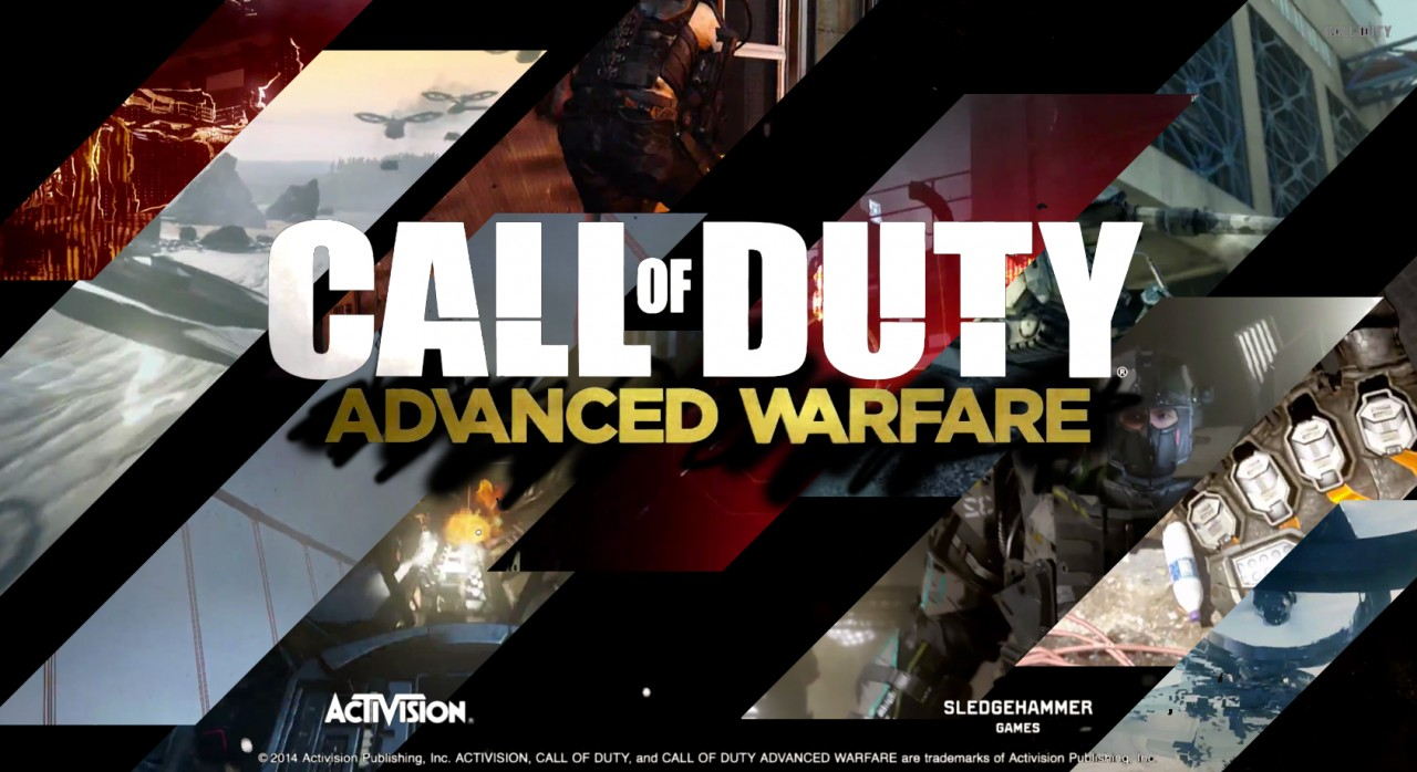 Call of Duty Advanced Warfare : Pardonnez-moi mon père car j'ai péché !