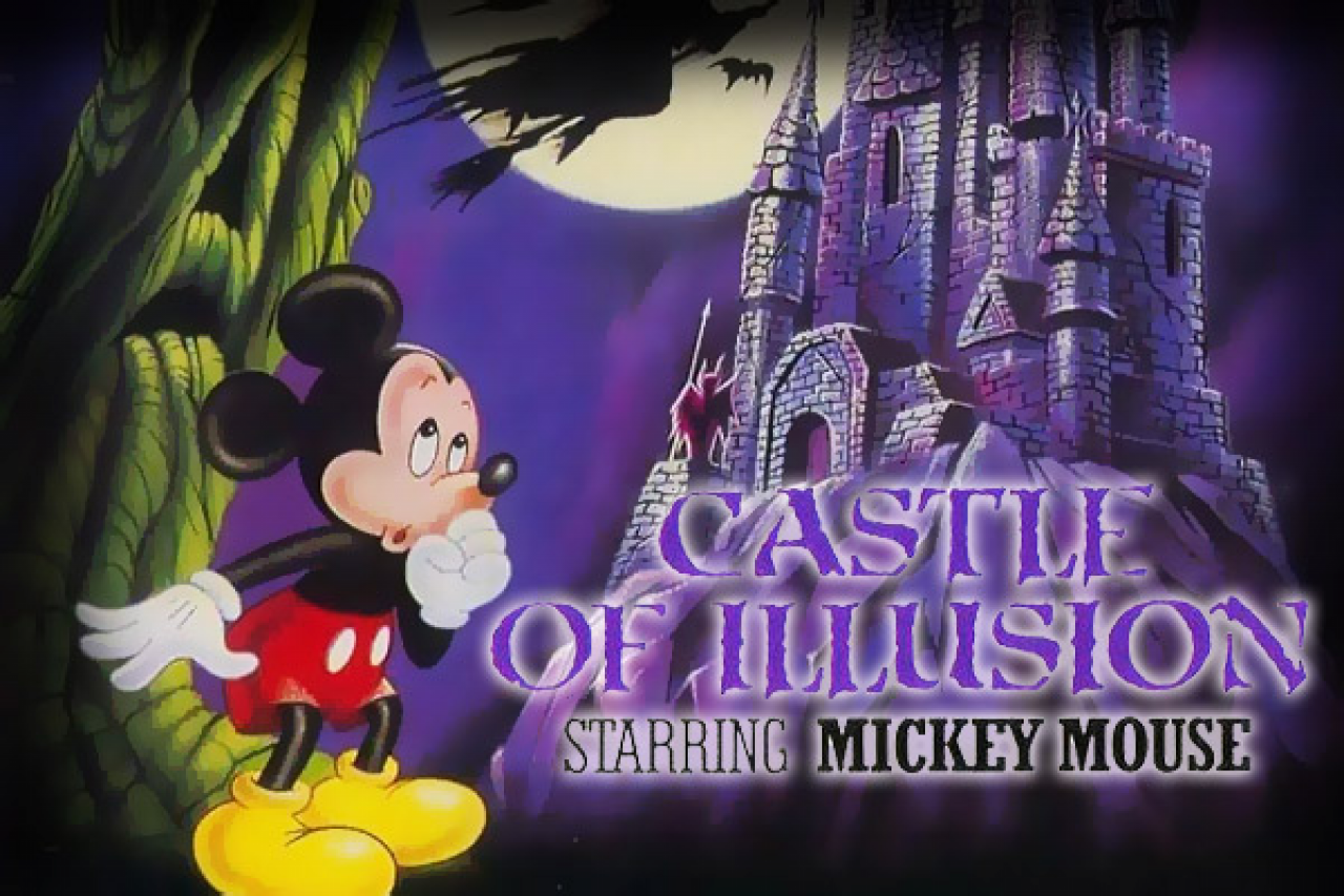 Setsky - Vidéo Test de Castle of Illusion starring Mickey Mouse