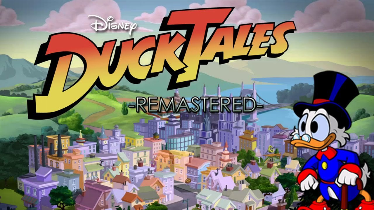Setsky - Vidéo Test de DuckTales Remastered