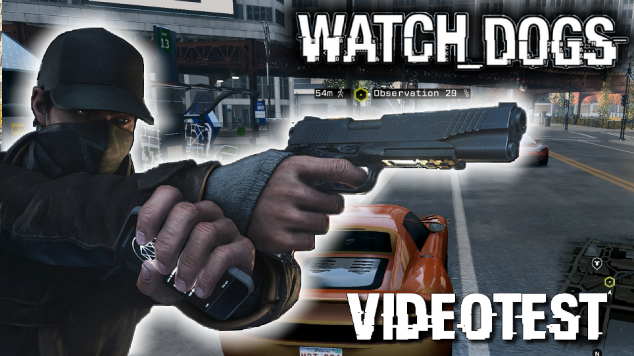 Setsky - Videotest de Watch Dogs (avec Kodark)
