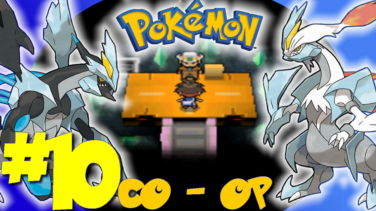 Pokémon Noir 2 & Blanc 2 - Let's Play Co-op #10 - Le cinquième badge !!