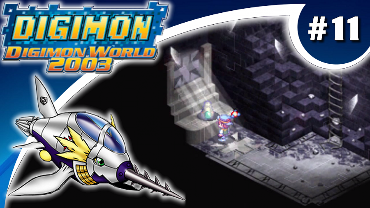 Digimon World 2003 - Let's Play #11 - Le Digitama de la fiabilité, Submarimon