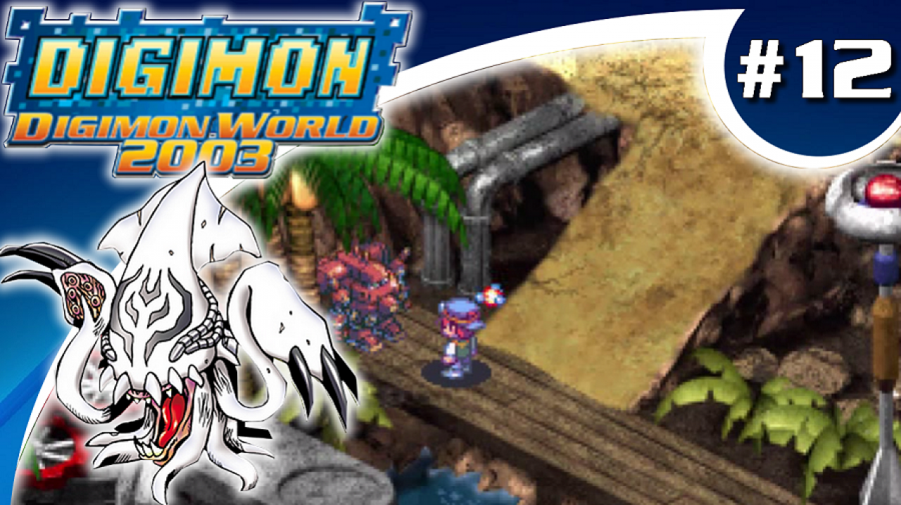 Digimon World 2003 - Let's Play #12 - A la conquête de l'Ouest !!