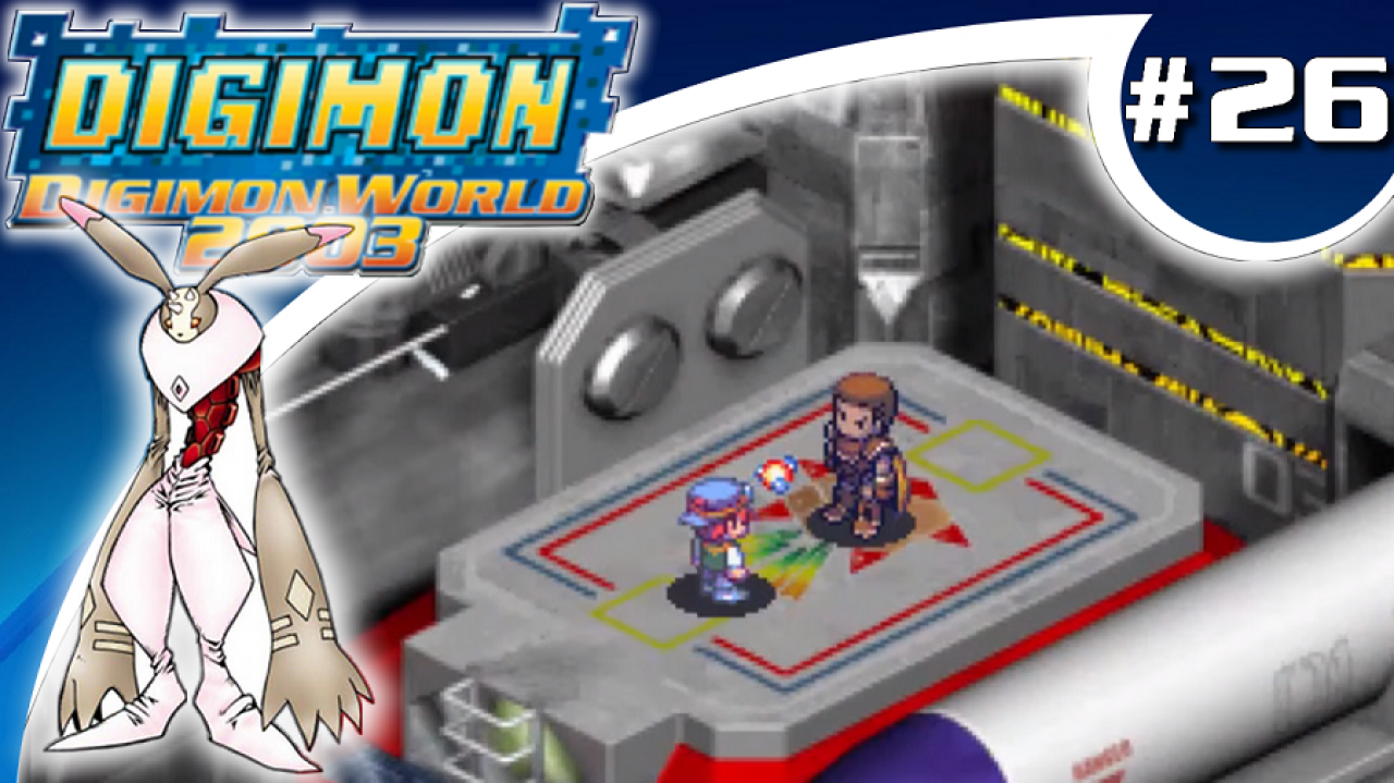 Digimon World 2003 - Let's Play #26 - Le champion de Genbu City