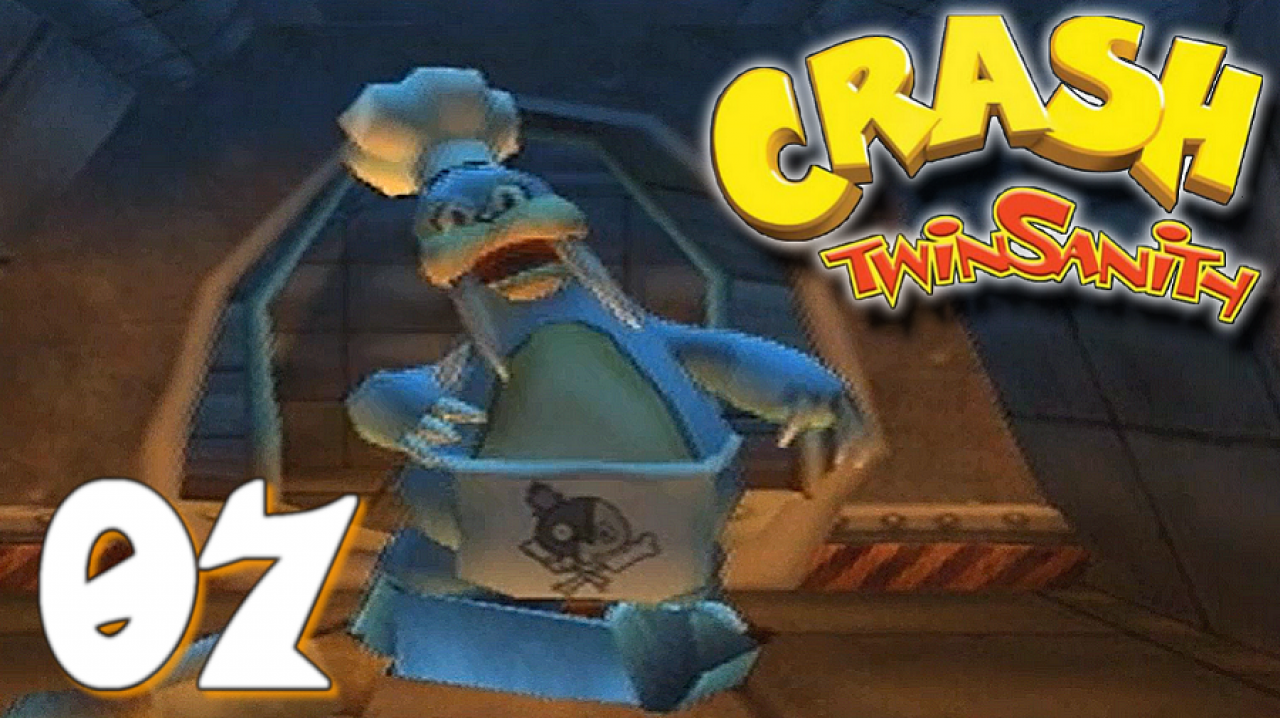 Crash Twinsanity - Let's Play #7 - Gare aux phoques !