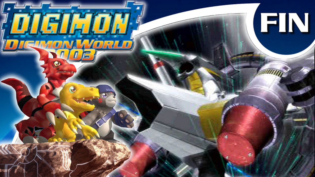 Digimon World 2003 - Let's Play #41 [FIN] - La dernière menace : Galacticmon !