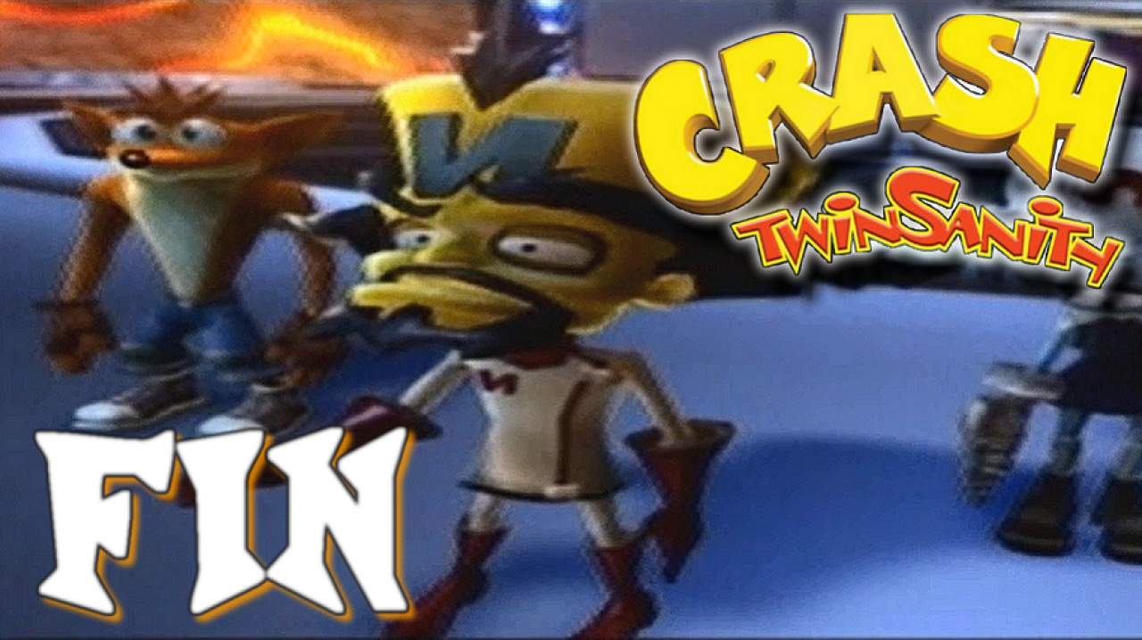 Crash Twinsanity - Let's Play #13 [FIN] - Combat Final !