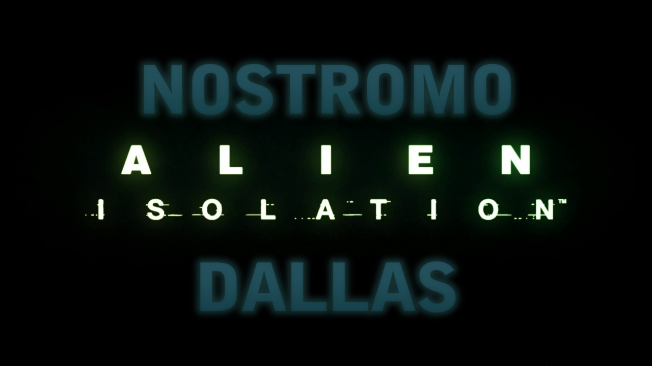 Alien Isolation dlc Nostromo