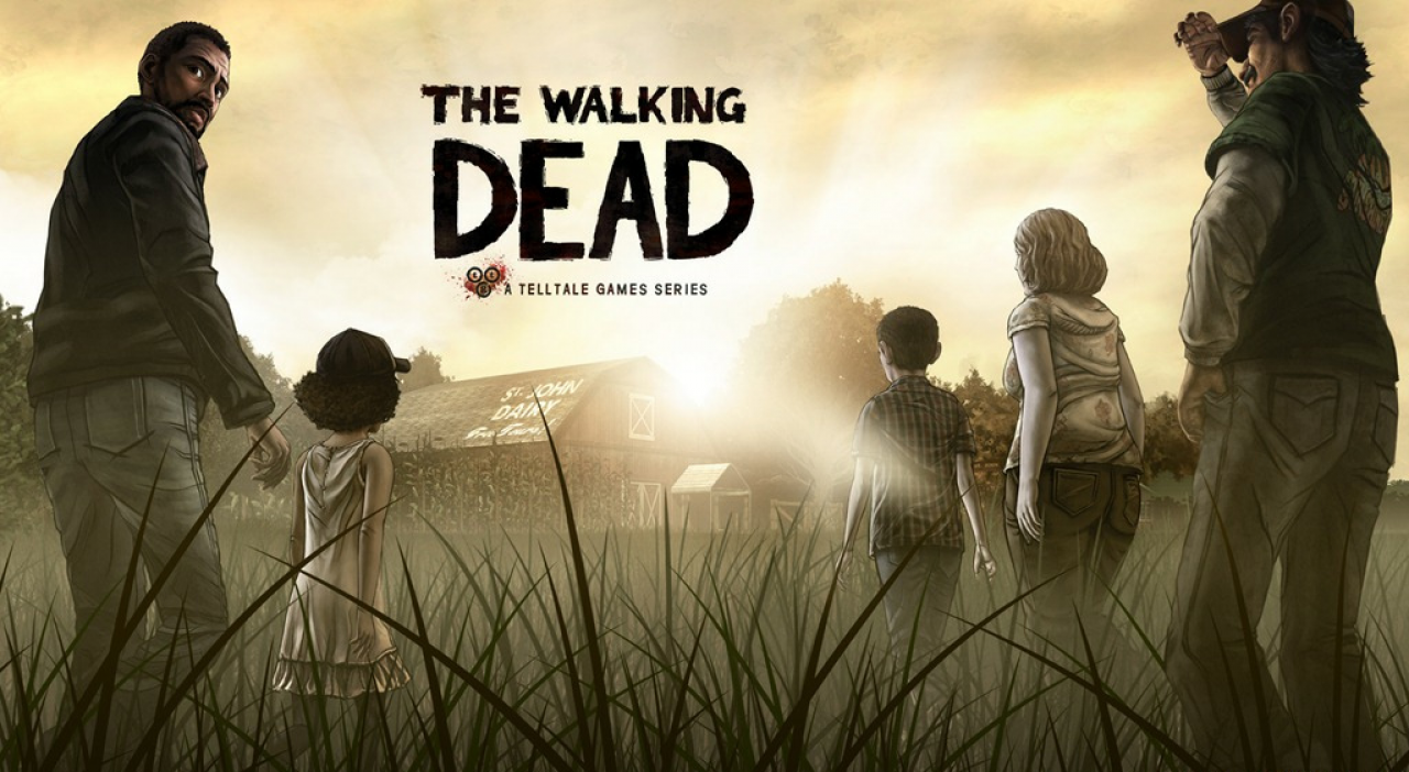 Video test de The Walking Dead - Par Shuri
