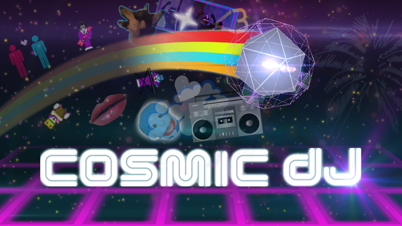 Cosmic DJ (indie game)