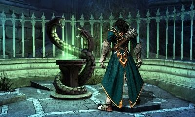 E3 2012 : Le trailer de Castlevania Mirror of Fate