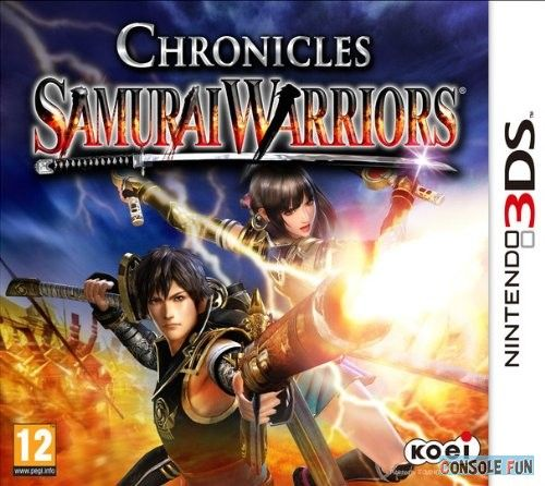 Encore des images pour Samurai Warriors Chronicle