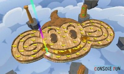3DS : Super Monkey Ball 3D s'illustre !