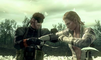 3DS : Un Metal Gear Solid pas avant 2012