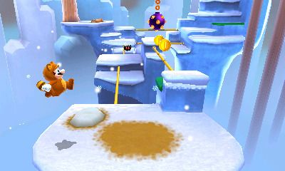 Super Mario 3D Land aura droit au Super Guide
