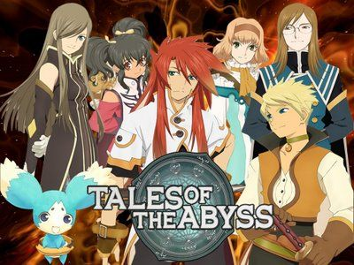 Tales of the Abyss arrive en Europe !