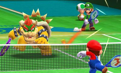 Mario Tennis Open : La 3DS propose la customisation