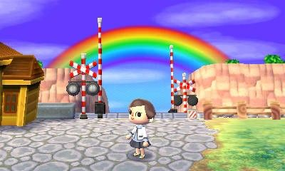 Animal Crossing : Les images 3DS