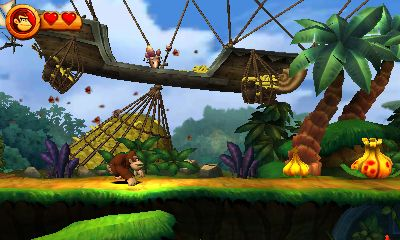 Donkey Kong Country Returns 3D : le trailer !