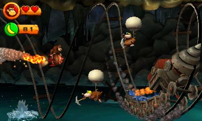 Donkey Kong Country Returns 3D : des infos !