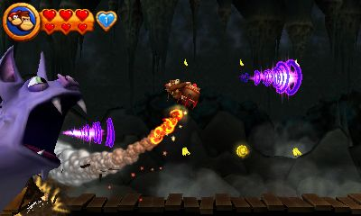 Donkey Kong Country Returns : Pour faire saliver....