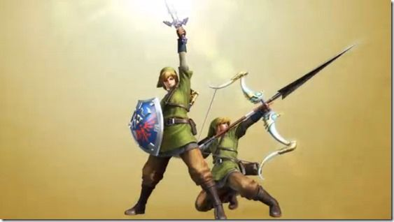 Monster Hunter 4 : Link, Mario et Luigi présents...