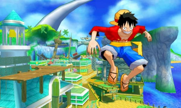 One Piece : Ultimited World Red - Le plein d'images