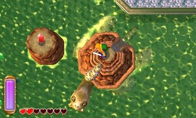 Zelda Between Worlds : Comparaison avec link to the past !