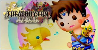 Theatrhythm Final Fantasy CC : Le trailer...