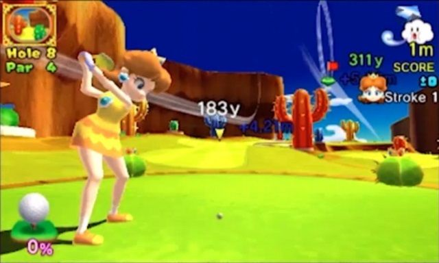 Mario Golf World Tour : la démo bientôt disponible