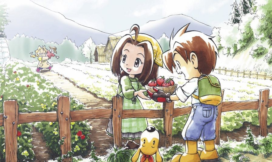 Harvest Moon : The Lost Valley - Le trailer