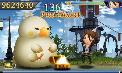 Theatrhythm FF Curtain Call : Un  trailer très musical