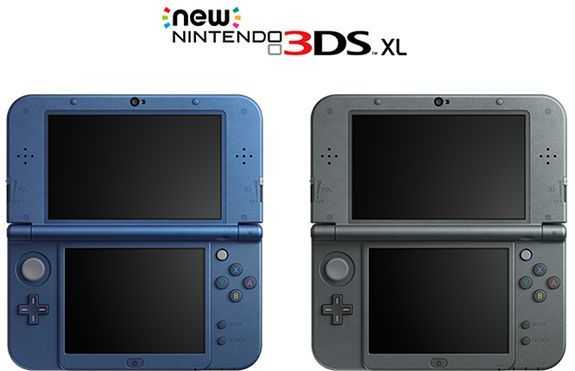 New 3DS et New 3DS XL : Nintendo crée la surprise