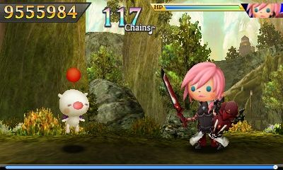 Theatrhythm Final Fantasy CC : Quest Medley en vidéo