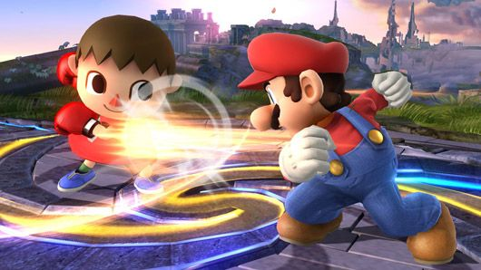 Super Smash Bros 3DS : Le million d'exemplaires en deux jours