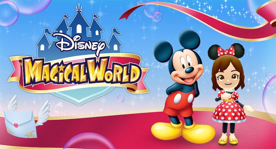 Disney Magical World : Le trailer et sa date de sortie