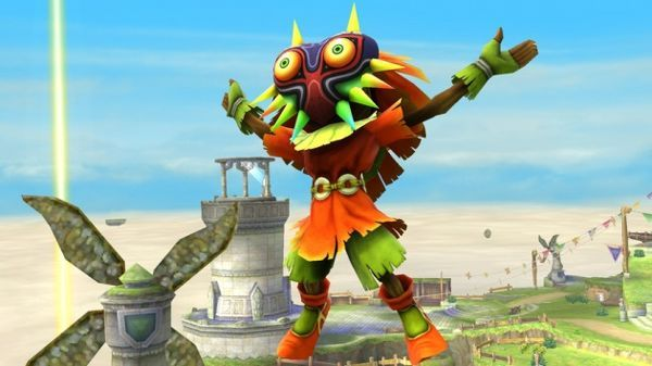 The legend of Zelda : Majora's Mask de retour sur 3DS