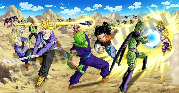 Un jeu de combat Dragon Ball Z en 2D sur 3DS