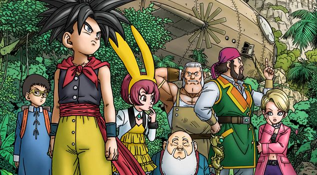 Dragon Quest Monster Joker 3 : Jump dévoile son existence