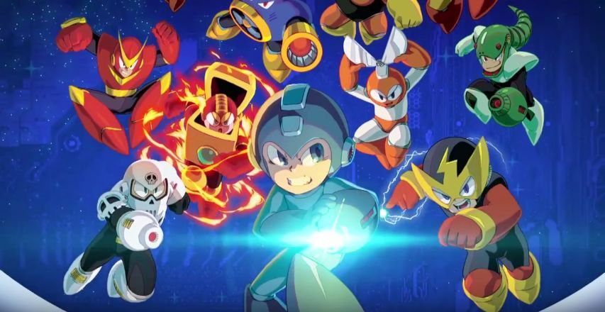 Megaman Legacy Collection : Bientot sur 3DS