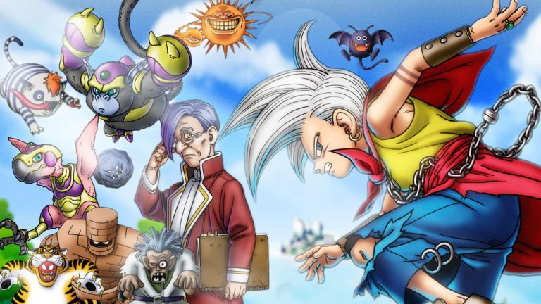Dragon Quest Monsters Joker 3 : Quelques nouvelles images