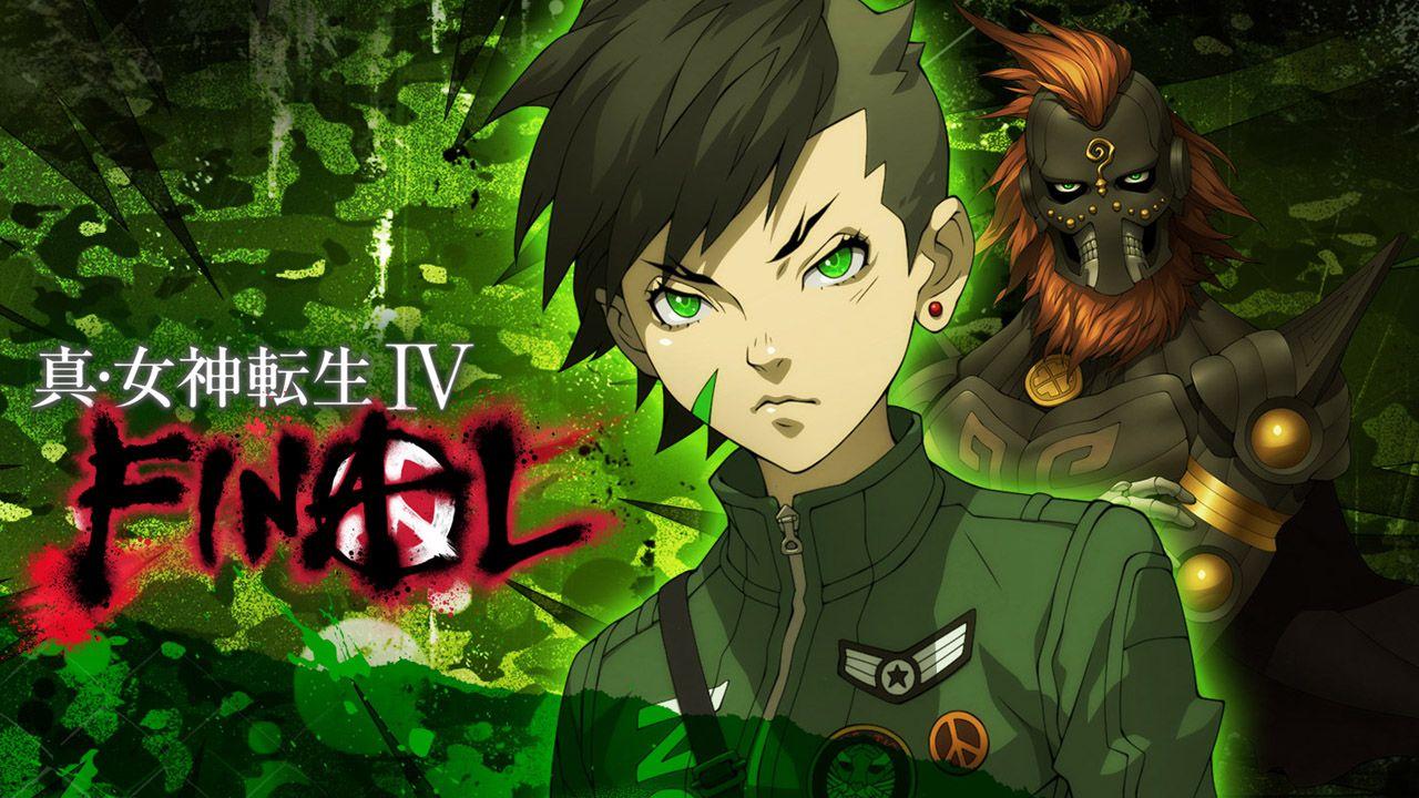 Shin Megami Tensei IV : Final