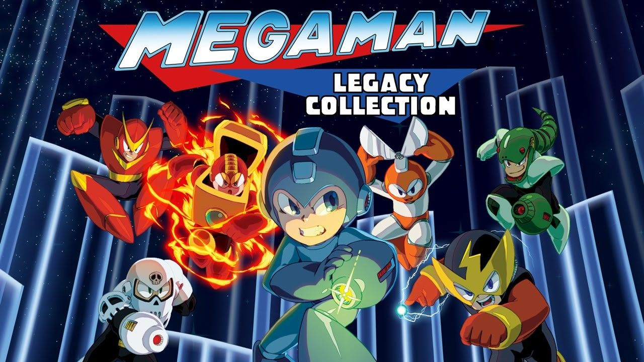 Mega Man Legacy Collection : Du gameplay, du gameplay !