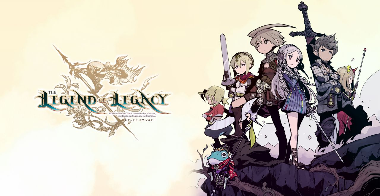 The Legend of Legacy : Le test tout chaud sorti de nos fourneaux !