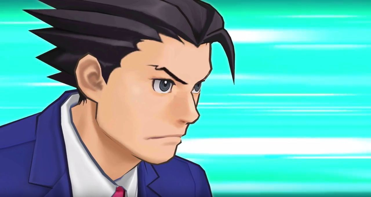 Phoenix Wright Ace attorney spirit of justice : Trailer occidental