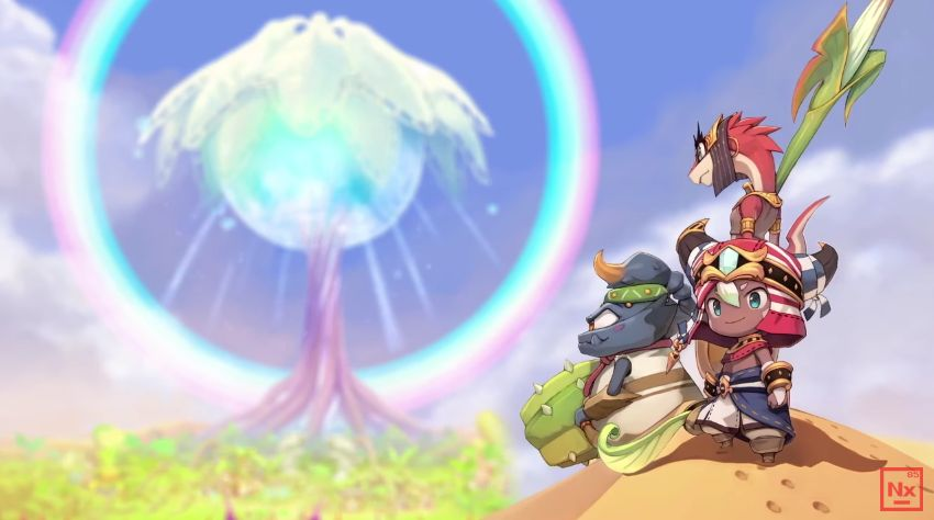 Ever Oasis : Un Action/RPG qui arrive en trombe sur 3DS en 2017
