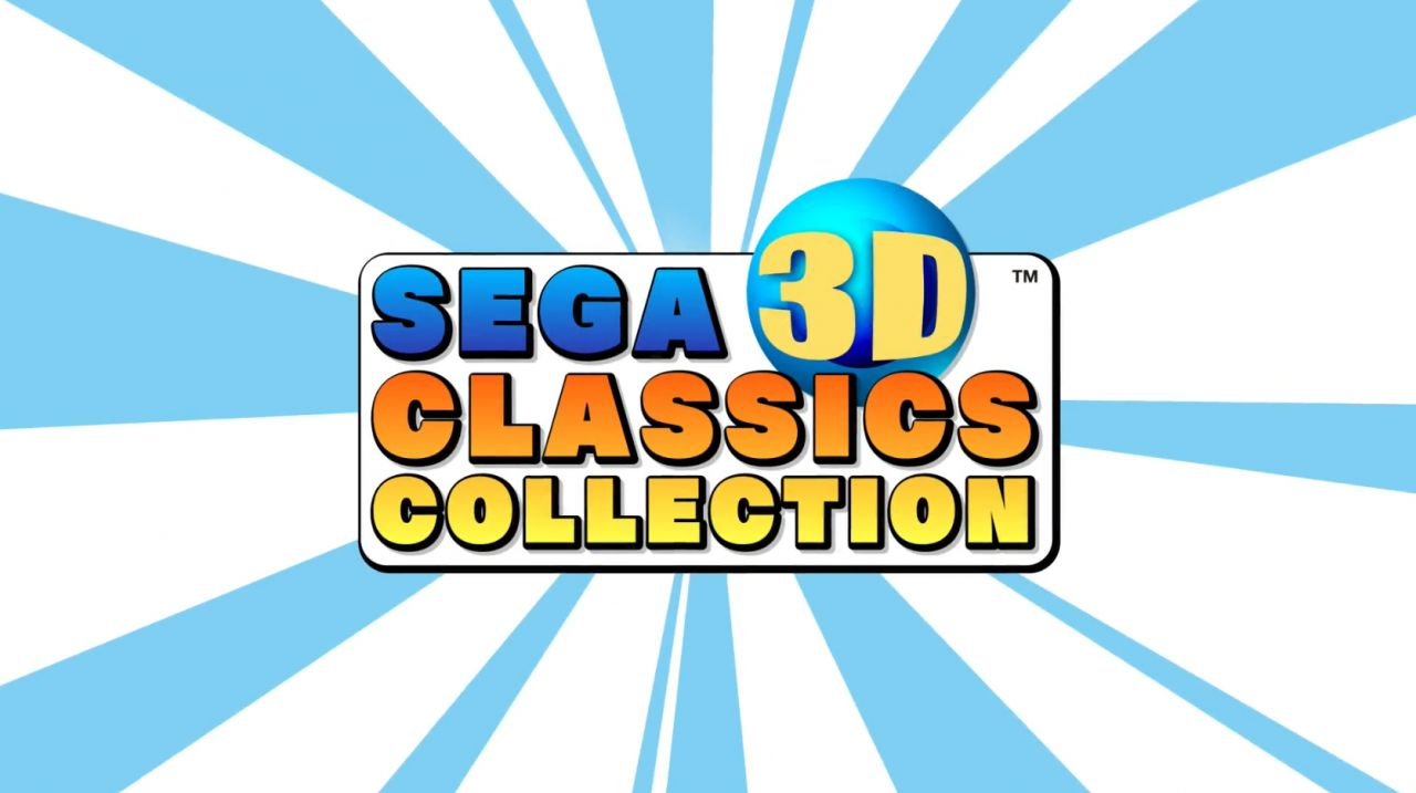 SEGA 3D Classics Collection : Le trailer de lancement