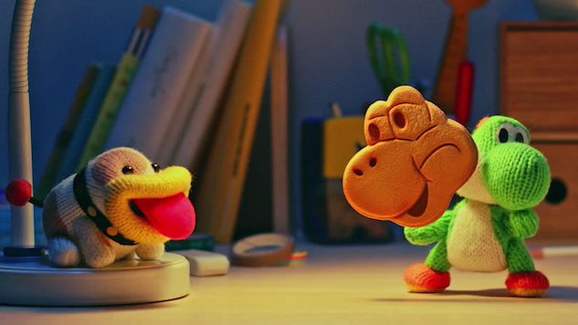 Yoshi's Woolly World 3DS : le big trailer de Nintendo (6min)
