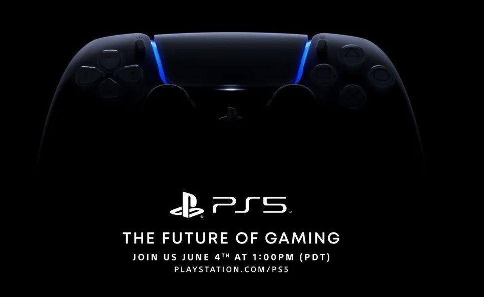 Sony présentera le jeudi 4 juin les jeux de la PS5